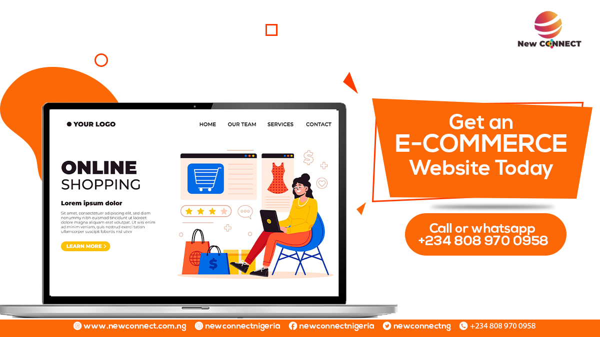 How To Get an E Commerce Website In Nigeria