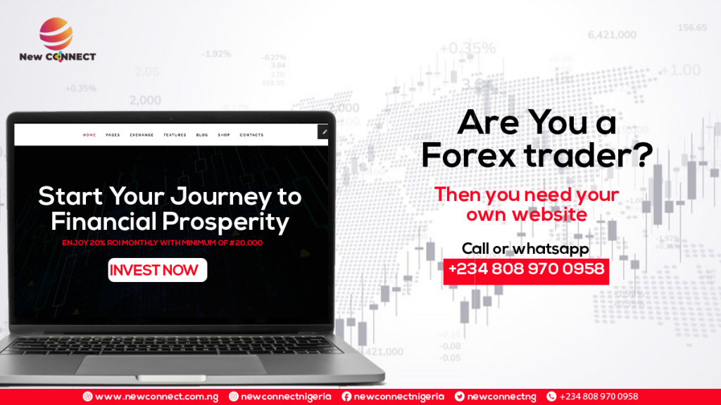 How To Get A Website For Your Forex Trading Business in Nigeria